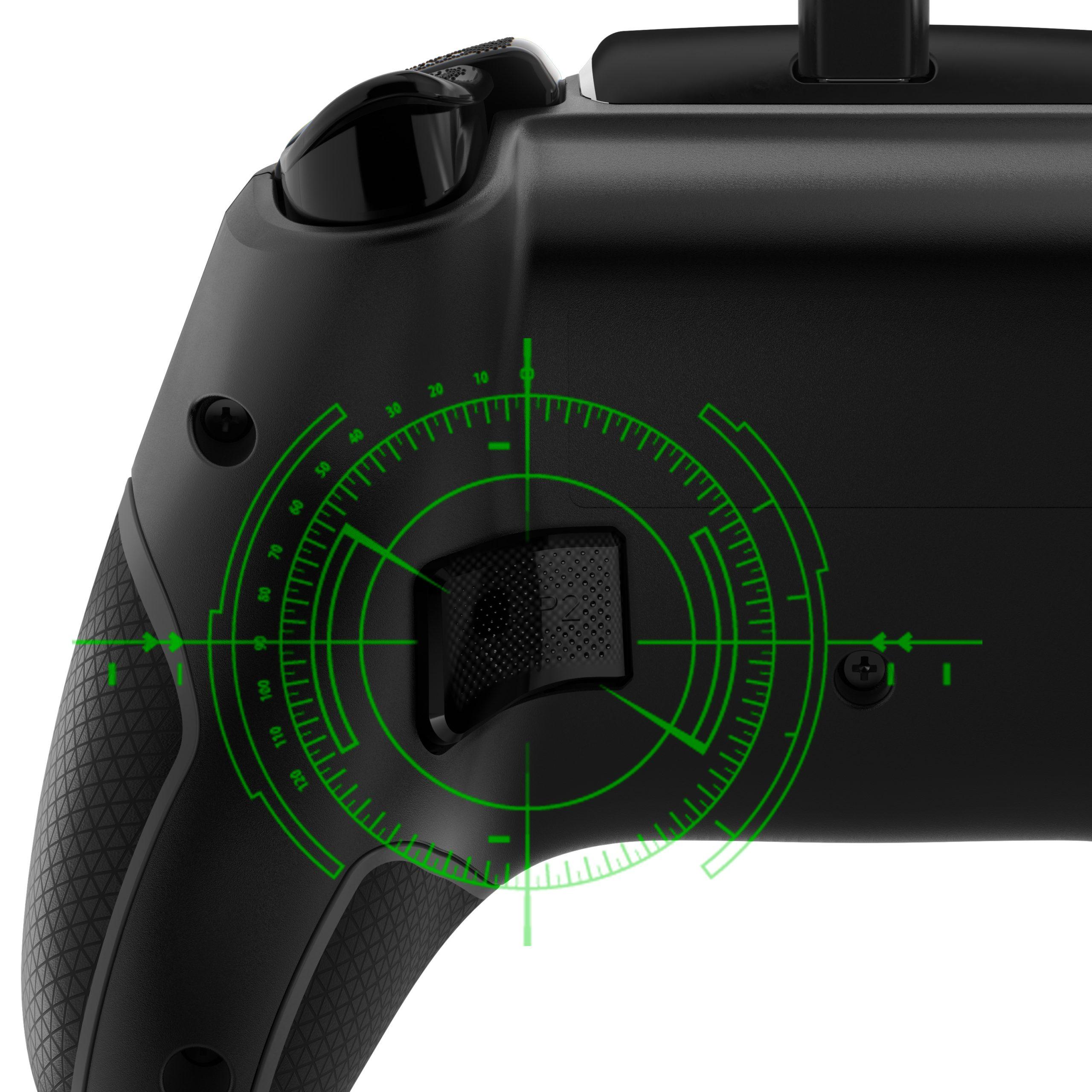 TB_RECON-CONTROLLER_BLK_Pro-AimFocusMode-scaled Turtle Beach annonce les manettes de jeu Recon pour Xbox