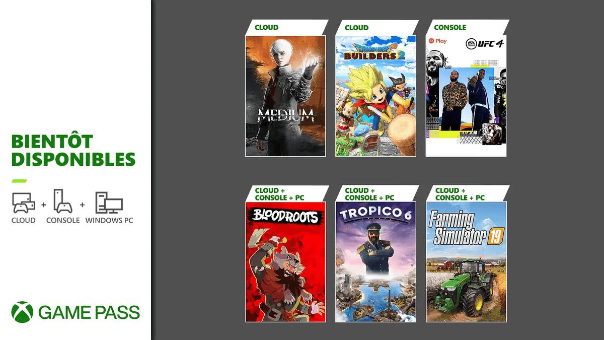 XGP-July-21.001 Game Pass - Les nouveaux jeux de juillet 2021 connus!