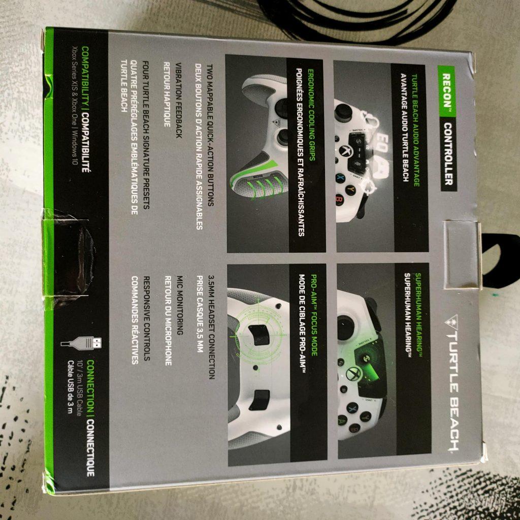 IMG20210902083729-1024x1024 Présentation de la manette Recon Controller de Turtle beach pour Xbox !