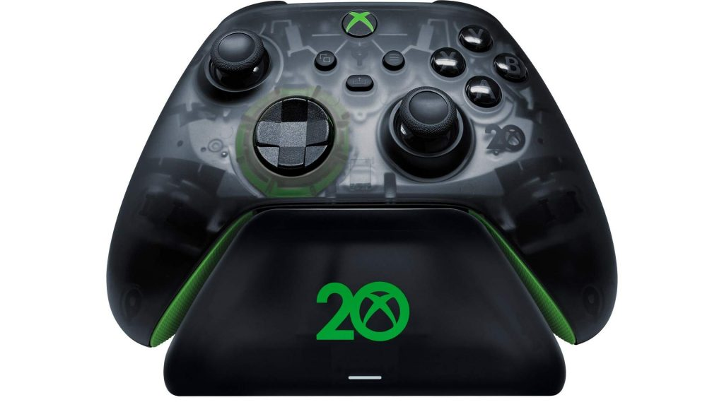 Stand_JPG-1024x576 Pour les 20 ans de Xbox - Casque - Manette et autres goodies!