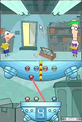 Phineas Und Ferb Spiele