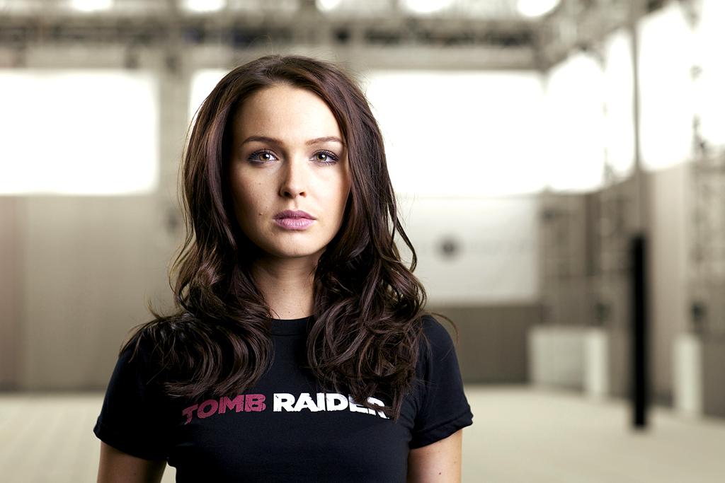 Camilla Luddington wird die Stimme hinter Lara Croft