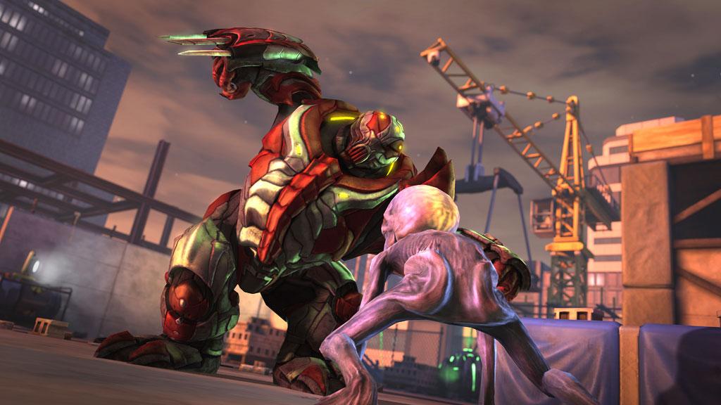 XCOM: Enemy Unknown spielbare Demo