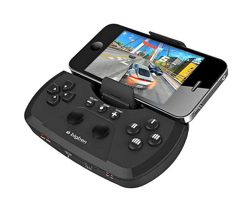 Bigben präsentiert Gamephone Controller