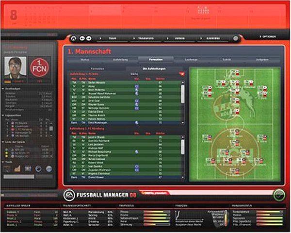 Fussball-Manager 08