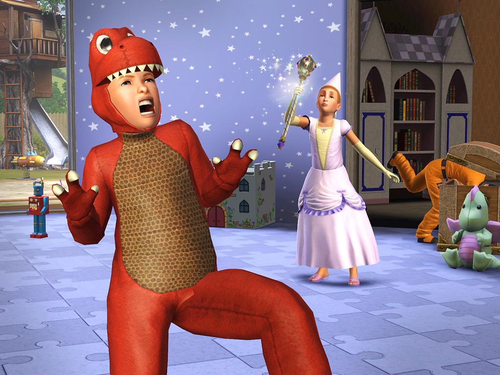Die Sims 3 – Lebensfreude