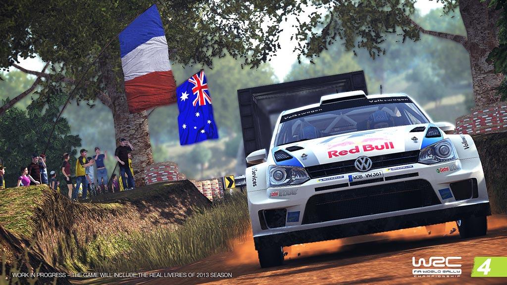 Demo zu WRC World Rally Championship 4 bald verfügbar