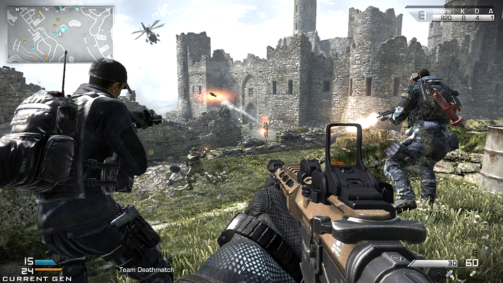 Call of Duty: Ghosts – kostenlose Multiplayer-Demo