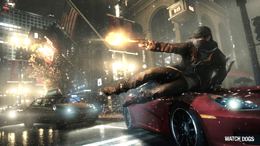 Ubisoft verschenkt Watch Dogs