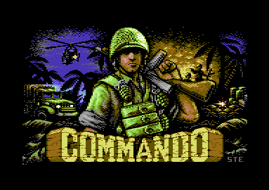 Commando – 2014 Edition