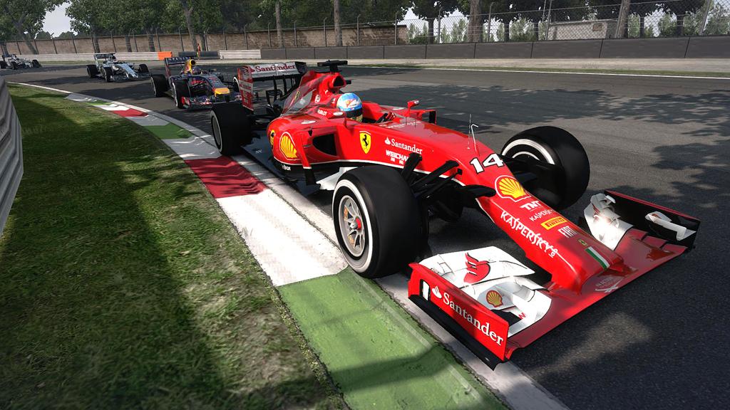 F1 2014 – erstes Gameplay-Video