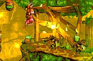 Donkey Kong Country2