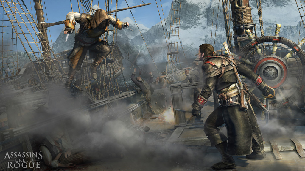 Ubisoft kündigt Assassin´s Creed Rogue Remastered an