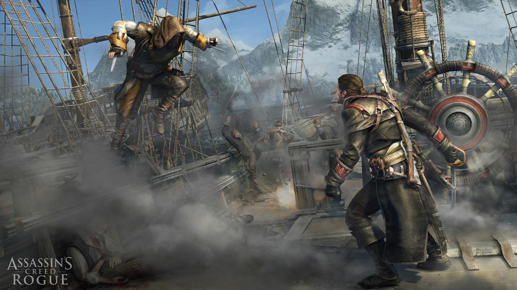 Ubisoft kündigt Assassin´s Creed Rogue Remastered an