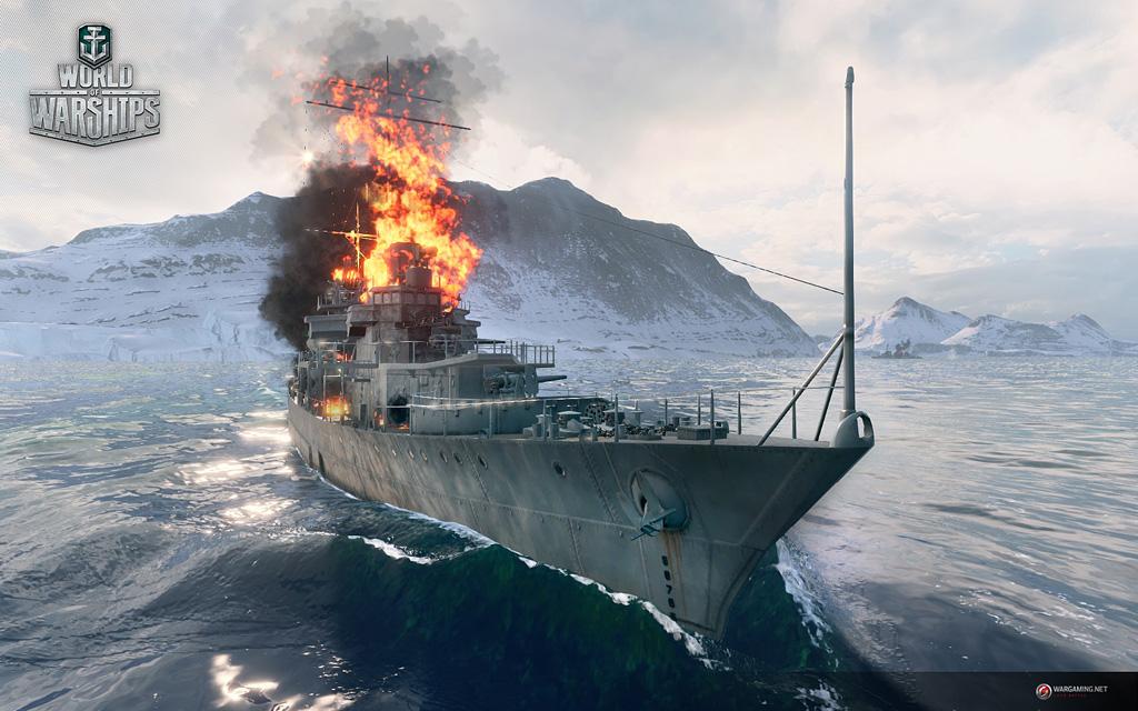 World of Warships
