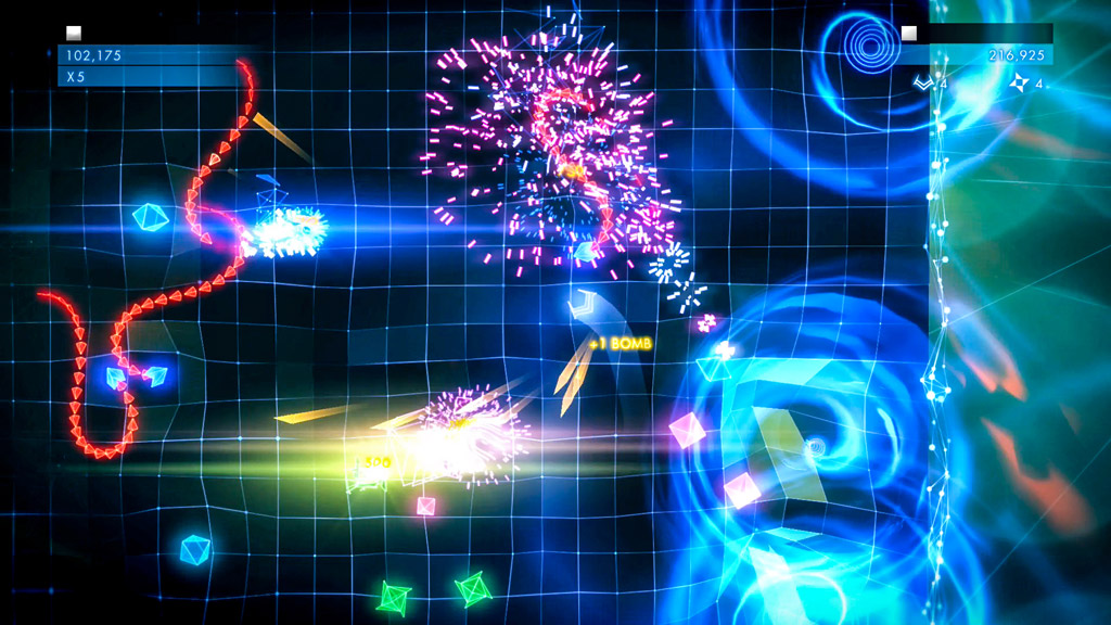 Geometry Wars 3: Dimensions Evolved Edition
