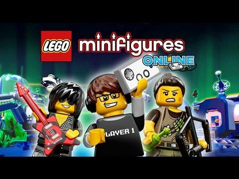 Lego Minifigures für mehrere Plattformen verfügbar