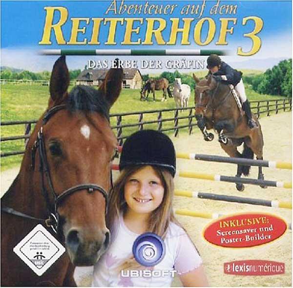 Abenteuer auf dem Reiterhof 3: Das Erbe der Gräfin