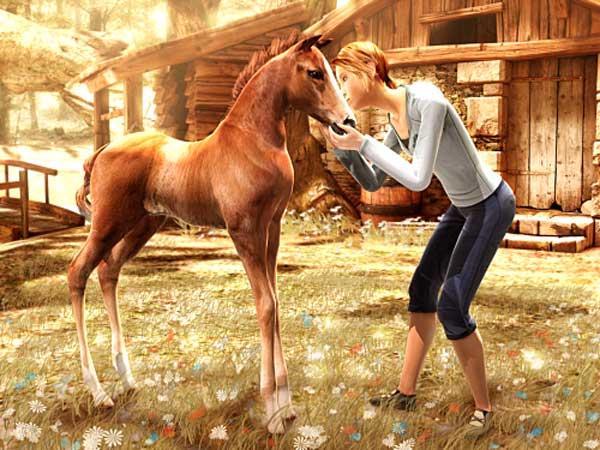 Abenteuer auf dem Reiterhof 7: Die wilden Mustangs
