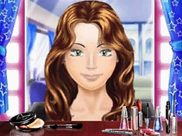 I Love Beauty: Hollywood Makeover