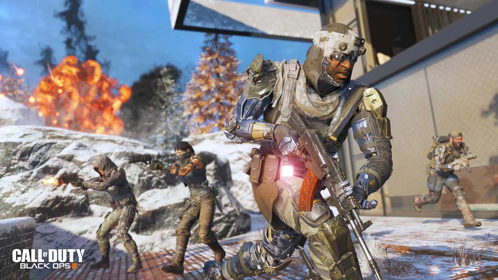 Calll of Duty: Black Ops 3
