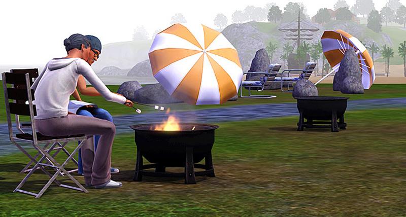 Die Sims 2 – Barnacle Bay