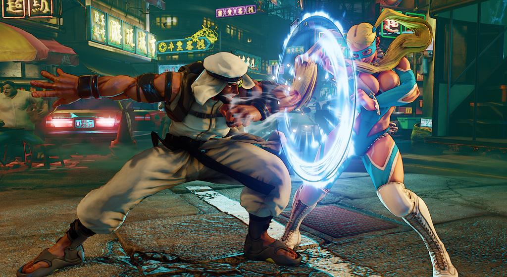Street Fighter V – kostenlose Sneak Peek-Woche