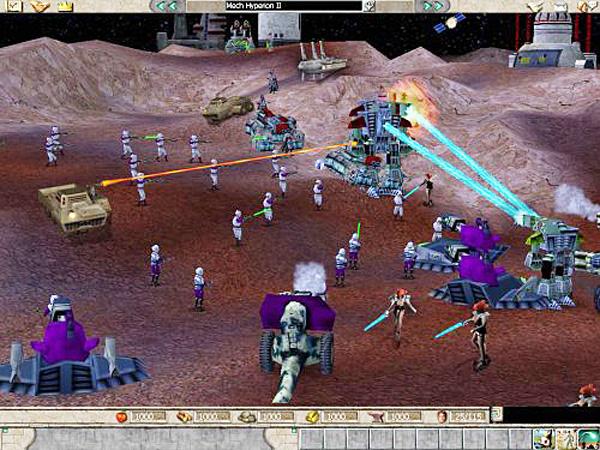 Empire Earth: Zeitalter der Eroberungen