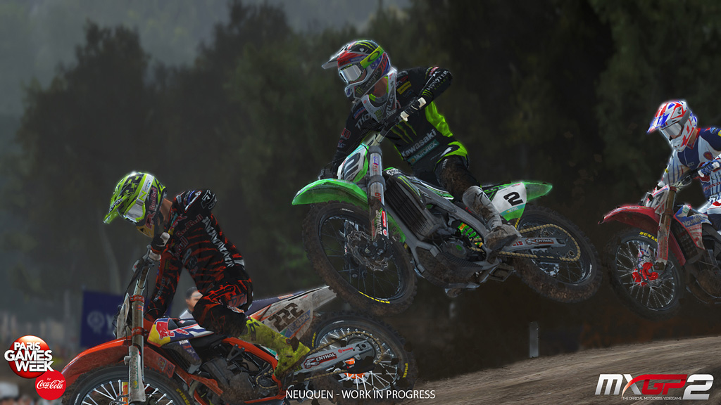 MXGP 2 – The Official Motocross Videogame
