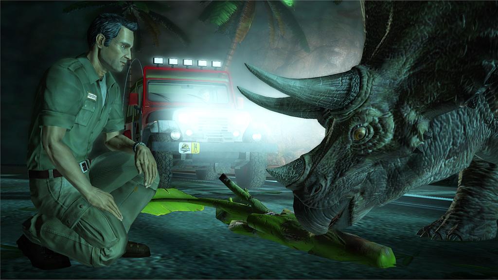 Jurassic Park – The Game