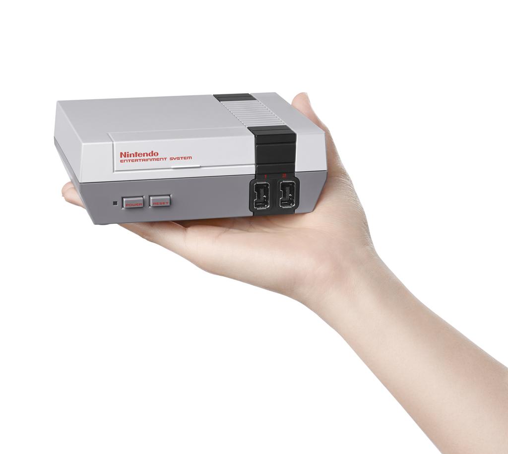 NES kehrt als Mini zurück