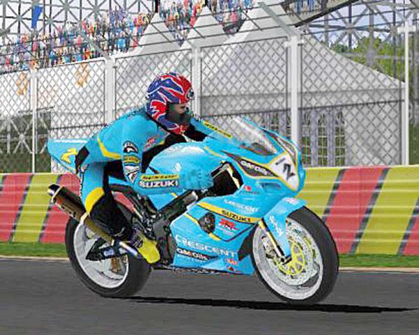 Crescent Suzuki Race