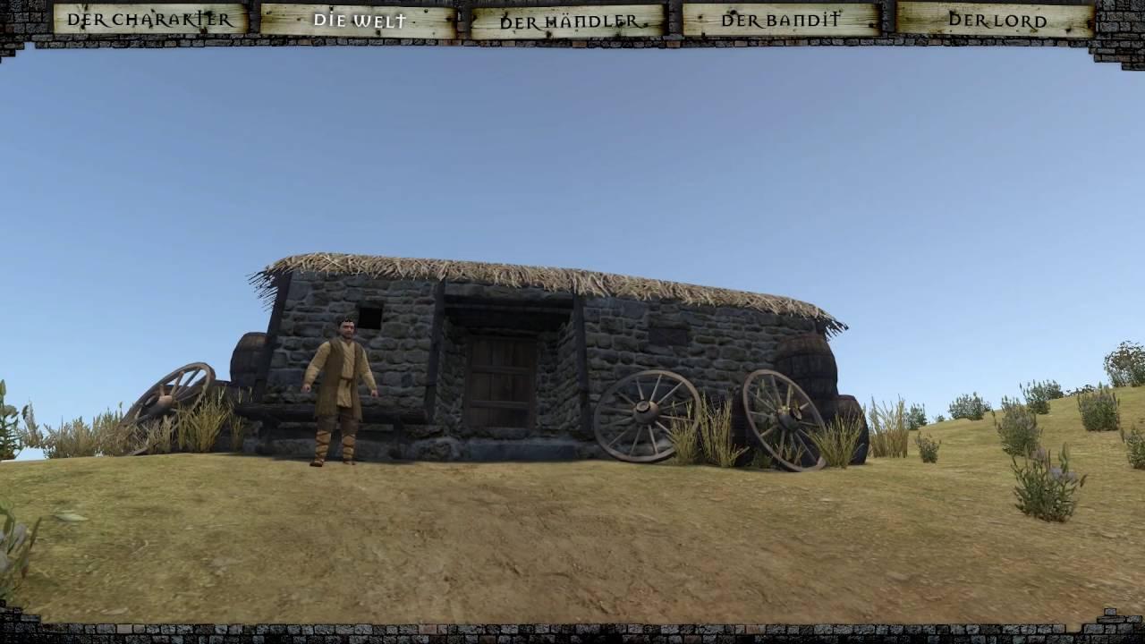 Feature-Video zu Mount & Blade: Warband