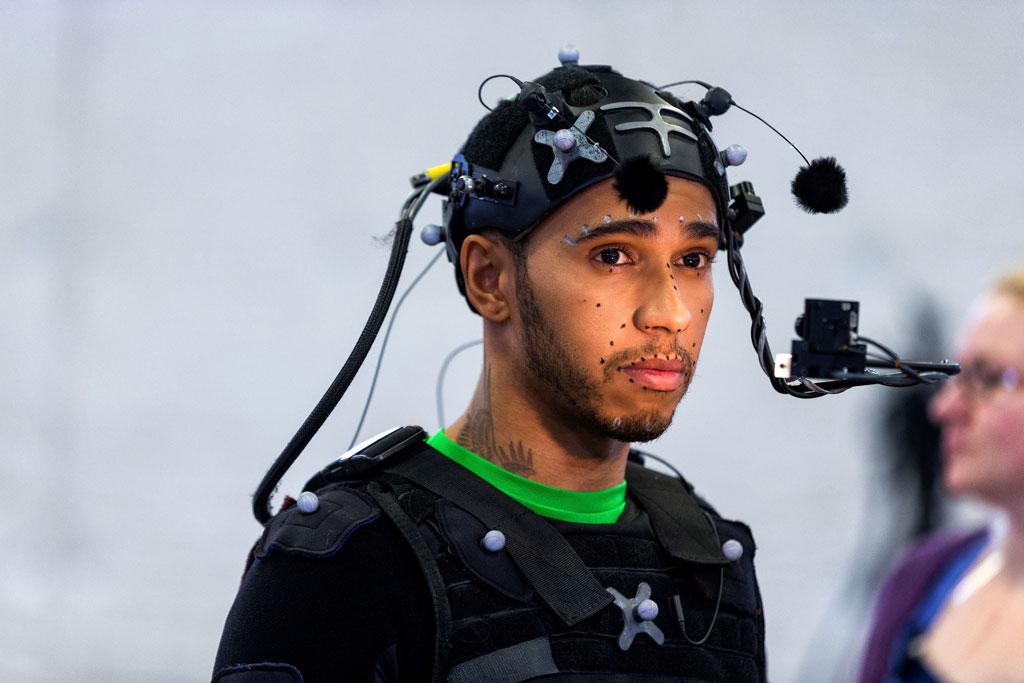 Lewis Hamilton wird Teil von CoD Infinitive Warfare