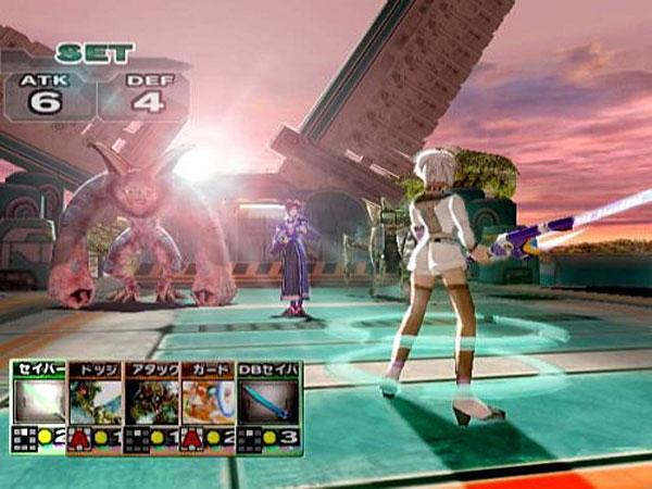 Phantasy Star Online III: C.A.R.D. Revolution