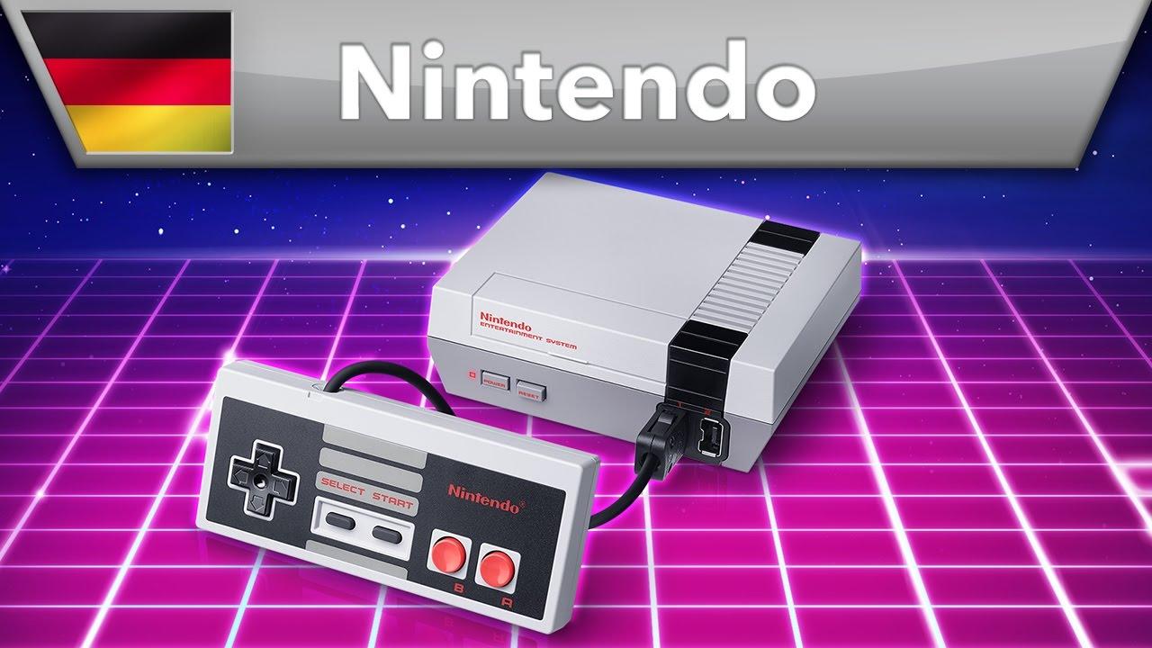 Nintendo lädt zur Zeitreise in Mini