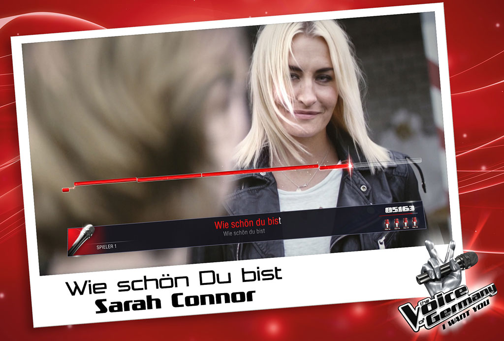 The Voice of Germany – I Want You