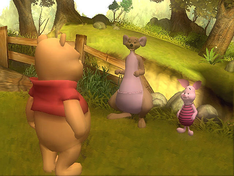 Disney´s Winnie the Pooh Rumbly Tumbly Adventure
