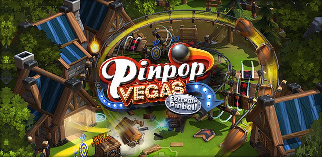 Pinpop Vegas: Extreme Pinball