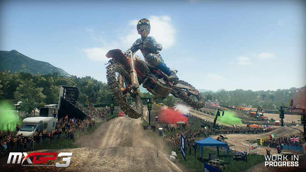 MXGP 3 – The Official Videogame