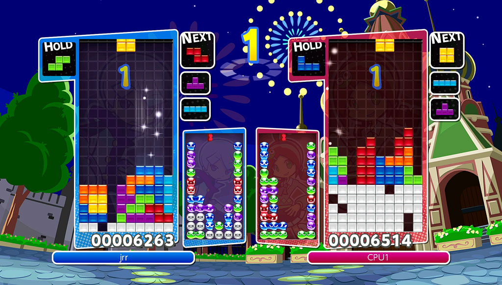 Puyo Puyo Tetris-Demo ab heute verfügbar