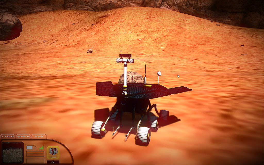 Mars-Simulator – Red Planet