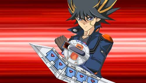 Yu-Gi-Oh! 5 D´s Tag Force 4