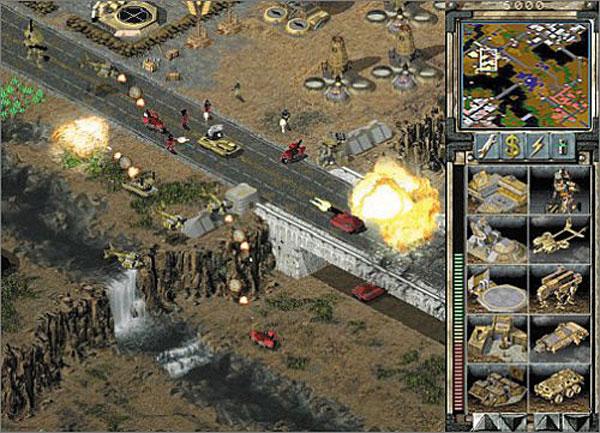 Command & Conquer 3: Tiberian Sun