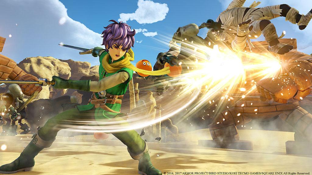 Kostenlose PS4-Demo für Dragon Quest Heroes 2