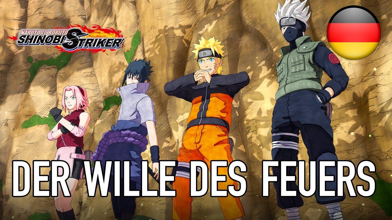 Bandai Namco kündigt drei neue Naruto-Titel an