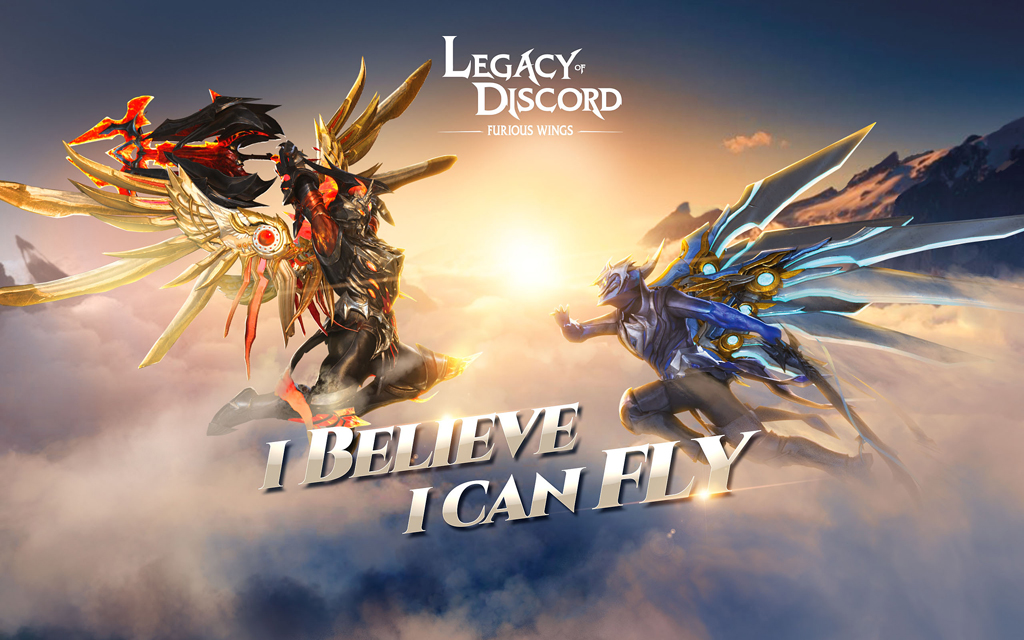 Legacy of Discord – Furious Wings