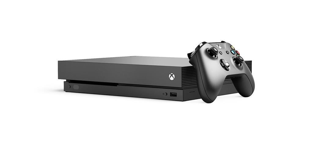 Microsoft präsentiert die Xbox One X