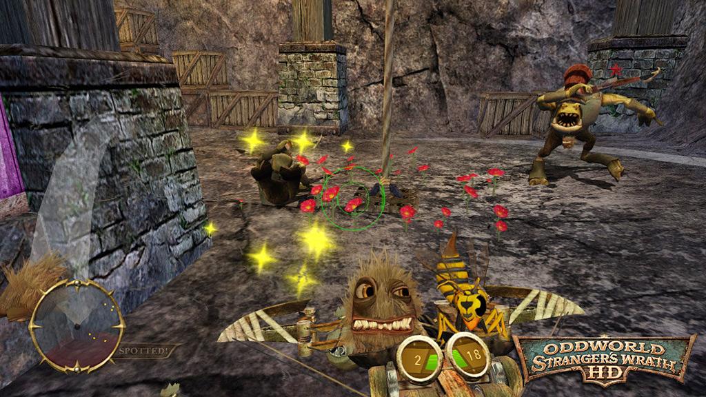 Oddworld: Strangers Vergeltung HD