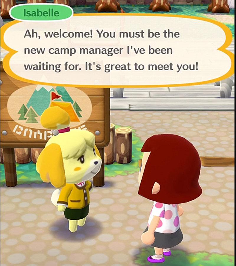 Animal Crossing: Pocket Club